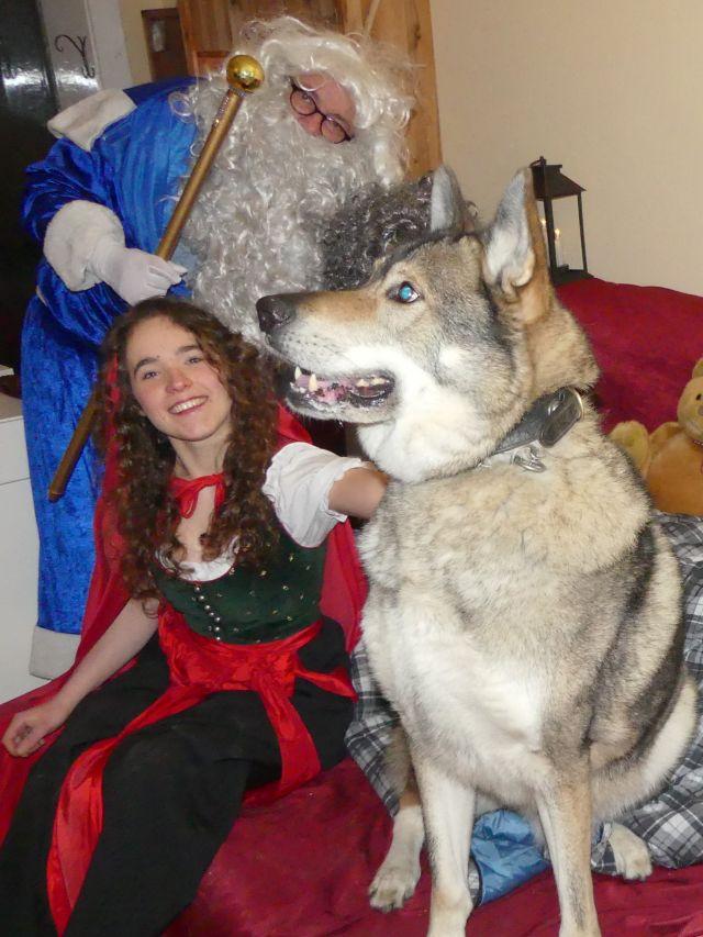 Rotkäppchen & der Wolf