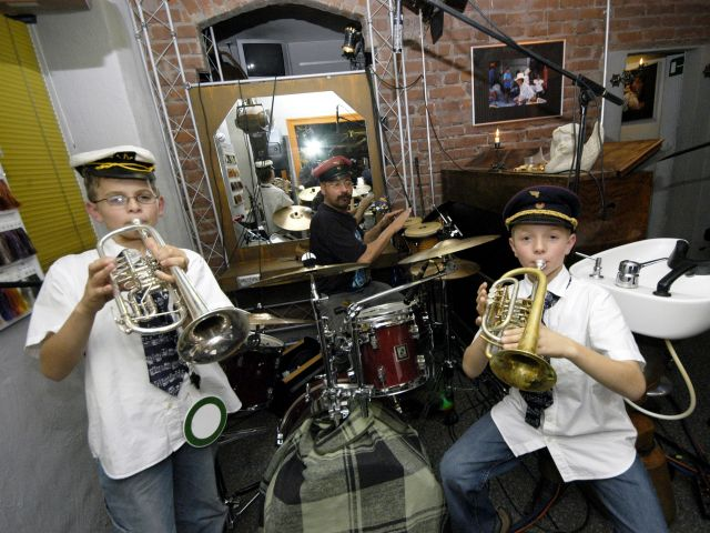 Jazzabend im Friseurtheater